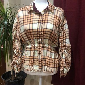 We the Free People Peach Tree Combo size XS